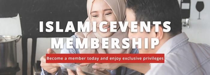 Islamicevents.sg Banner