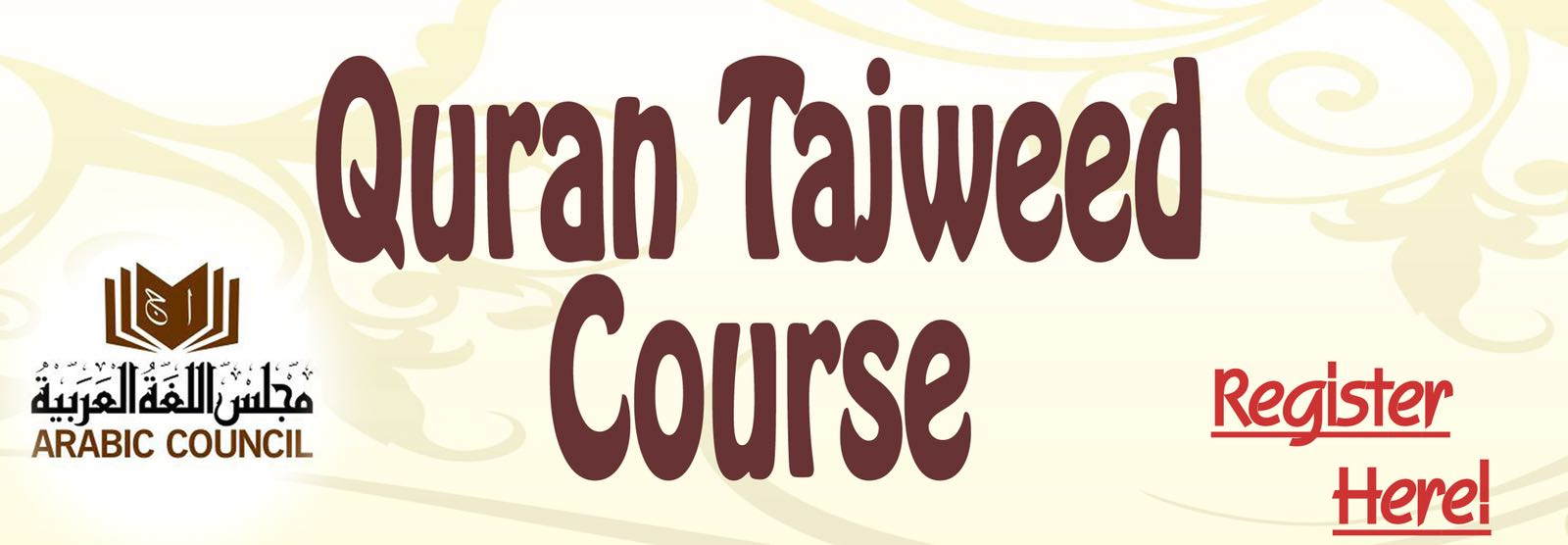 Quran Tajweed Course