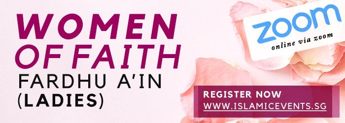 Women of Faith - Fardhu Ain for Ladies