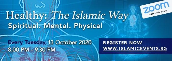 Healthy: The Islamic Way