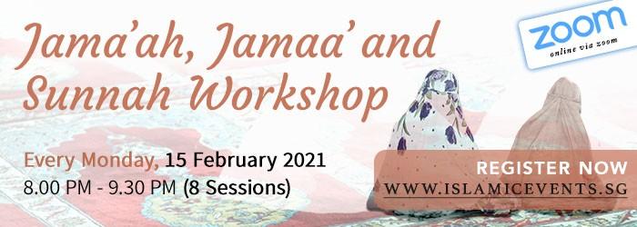 Jama'ah, Jama, and Sunnah