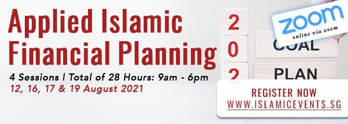 Applied Islamic Financial Planning