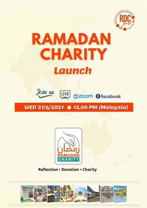 RAMADAN CHARITY LAUNCH
