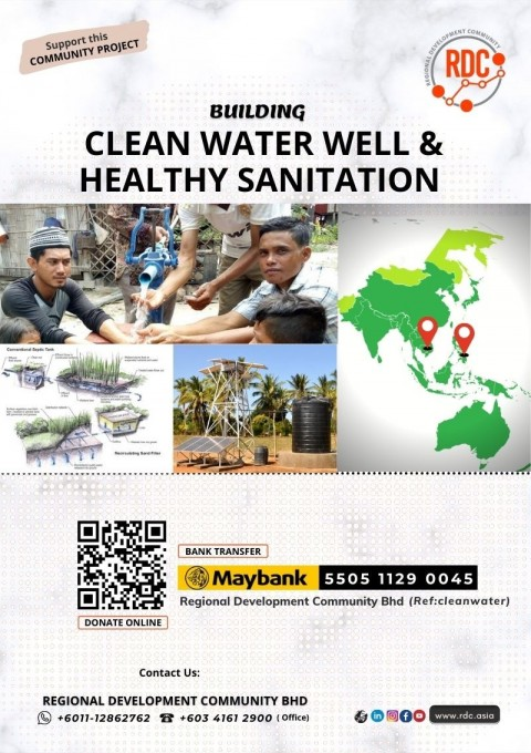 CLEAN WATER AND HEALTHY SANITATION