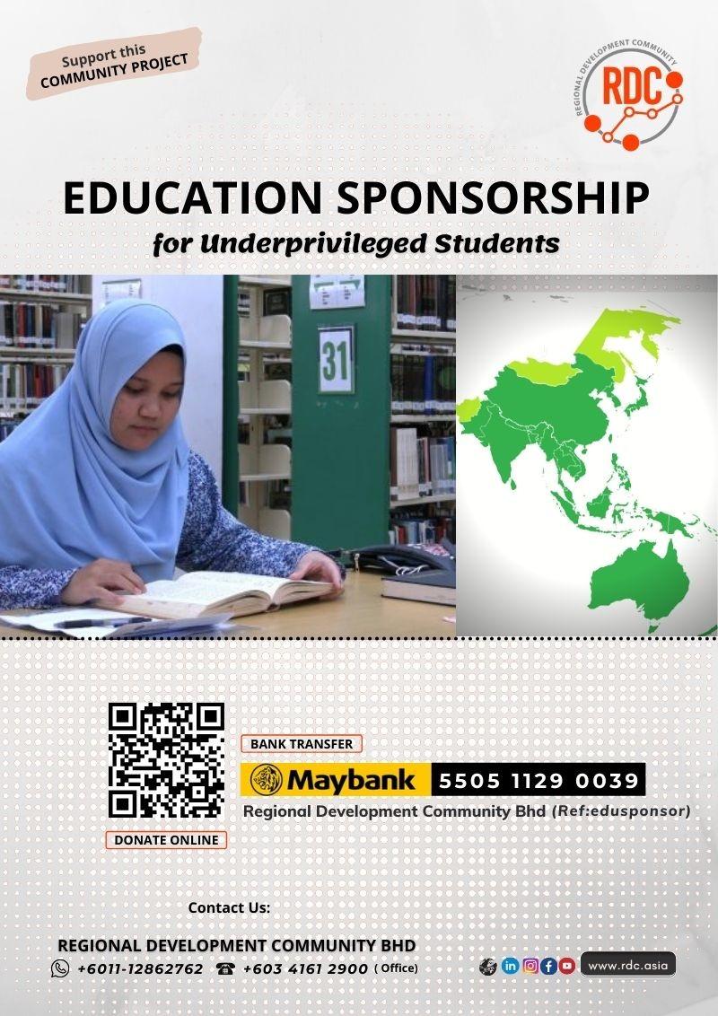 EDUCATION SPONSORSHIP
