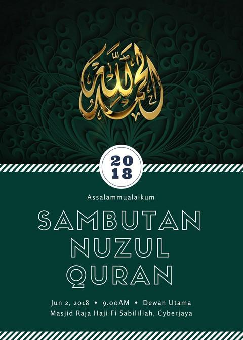 Sambutan Nuzul Quran