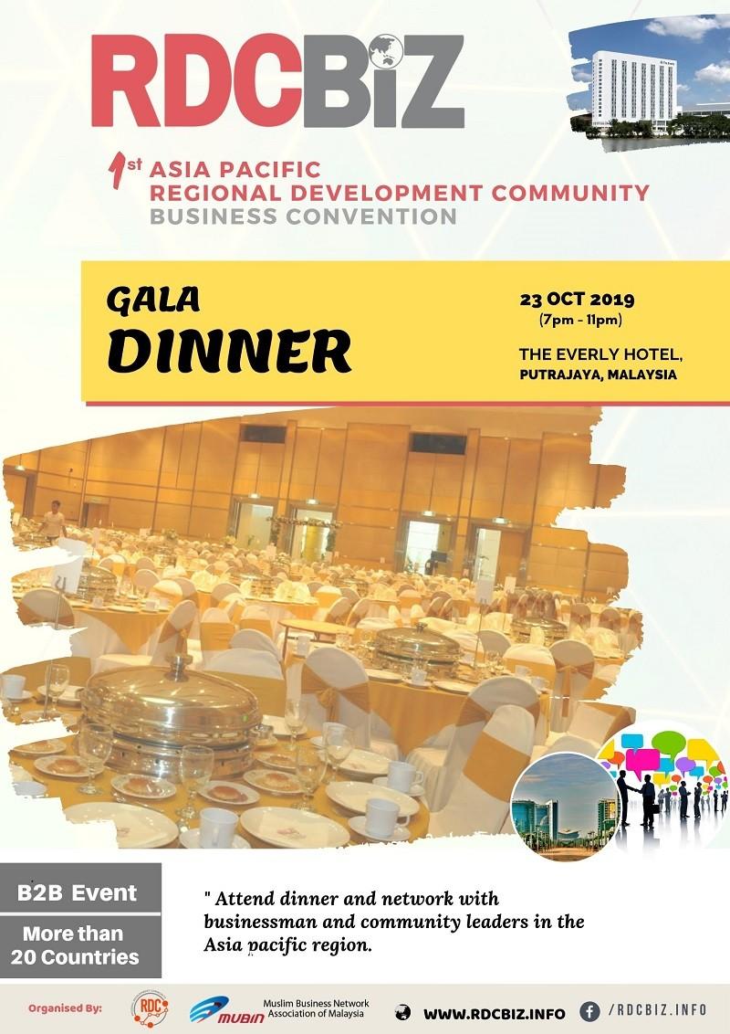 RDCBIZ GALA DINNER