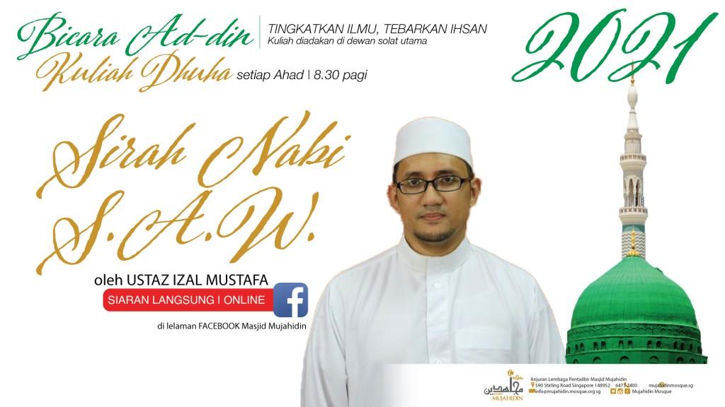 Kuliah Dhuha - Sirah NAbi S.A.W.