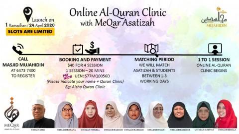 Klinik Al-Quran Online