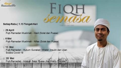 Fiqh Ramadan Muslimah - Haid (Solat dan Puasa)