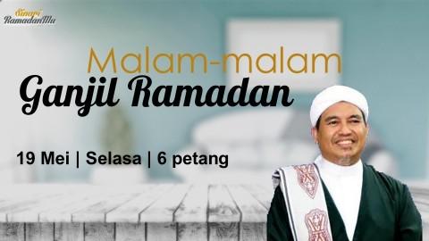 Malam-Malam Ganjil Ramadan