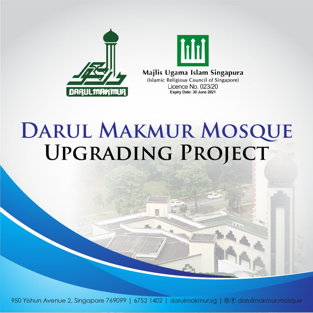 Wakaf Mosque Upgrading Project
