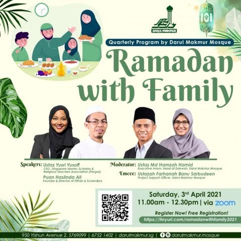 Ramadan with Family Talk