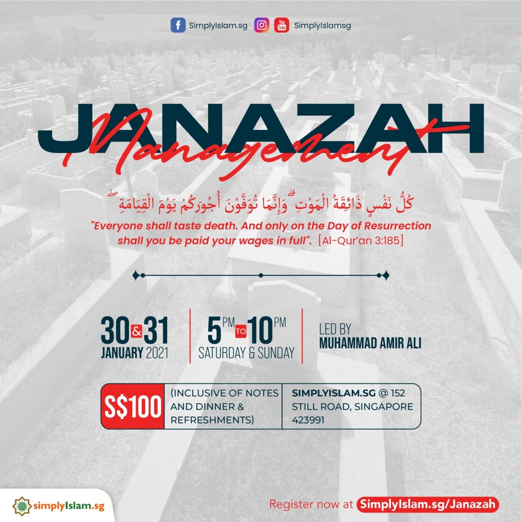 Janazah Management Course