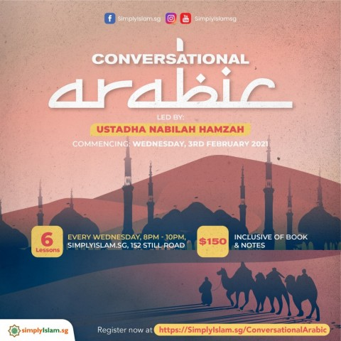 Conversational Arabic