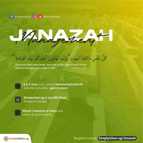 Janazah Management Course
