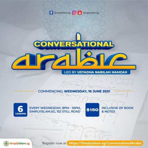 Conversational Arabic Course