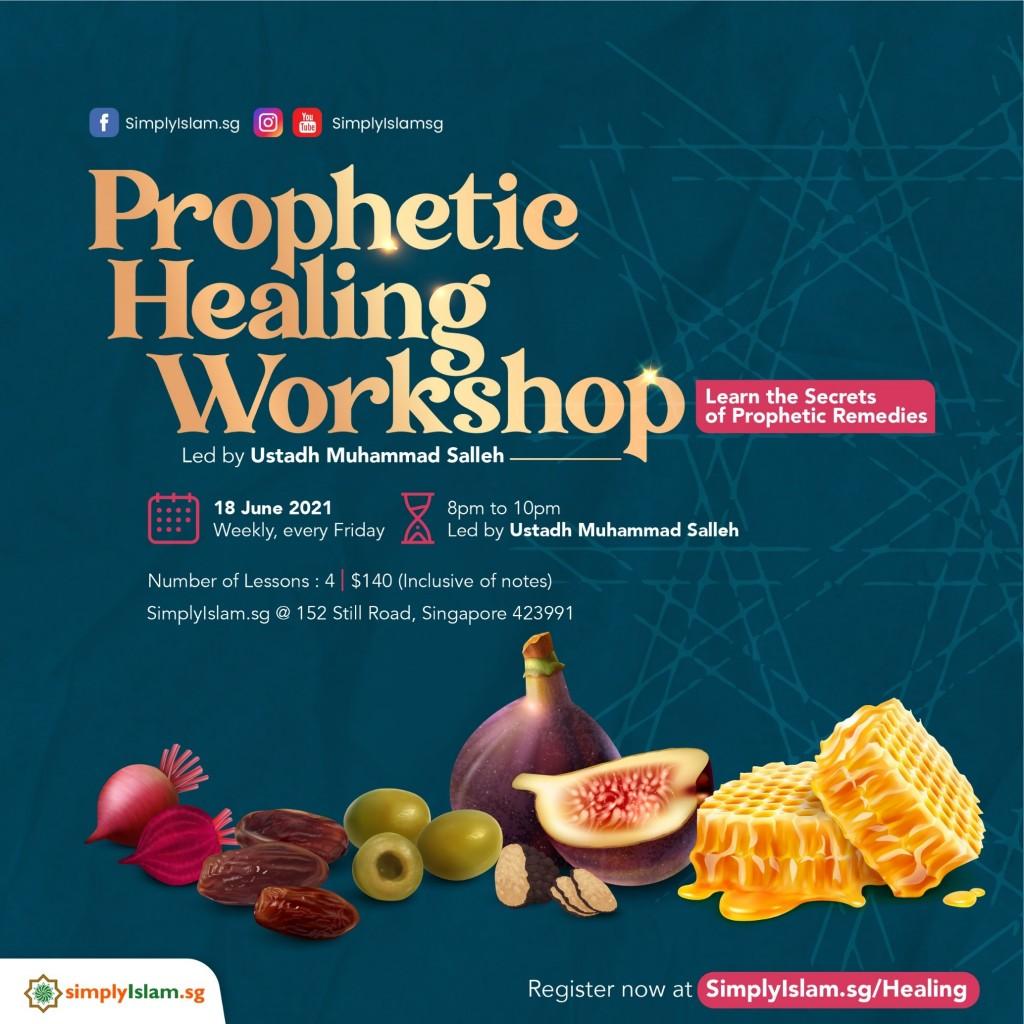 Prophetic Healing Course