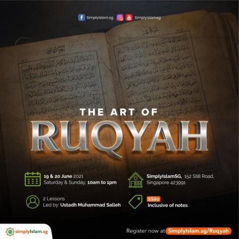 The Art of Ruqyah: Spiritual Healing from an Islamic Perspective