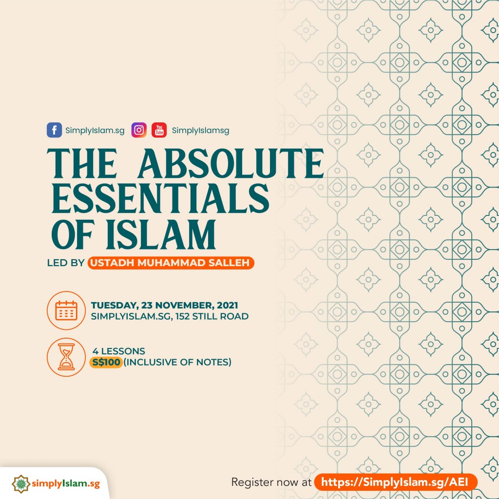 The Absolute Essentials of Islam
