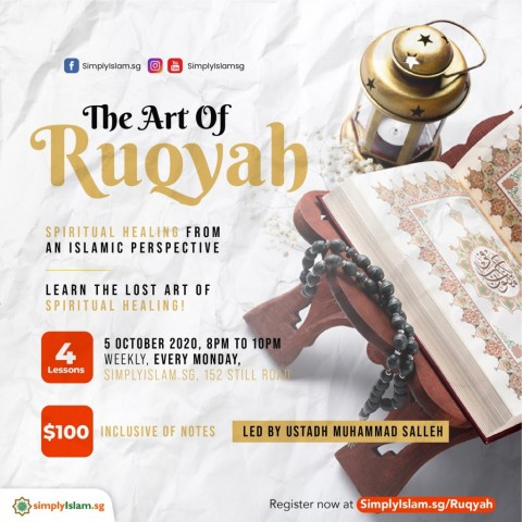 The Art of Ruqyah: Spiritual Healing from an Islamic Perspective