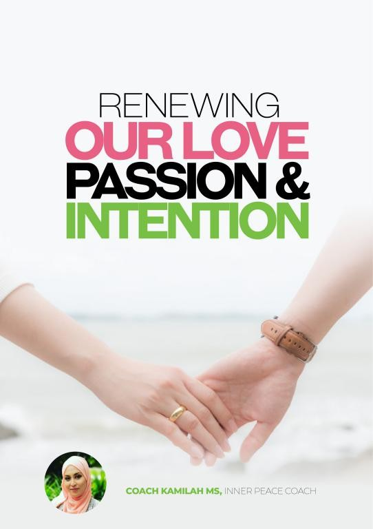 Renewing Our Love, Passion, & Intention Through Remembrance