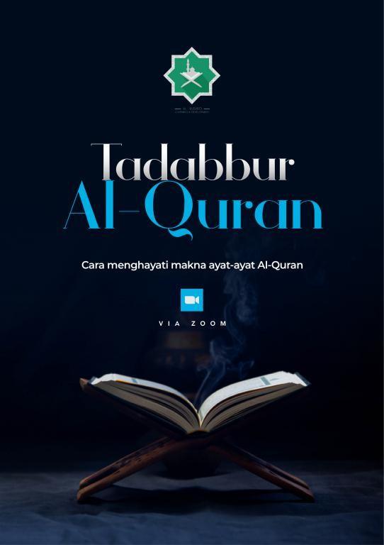 Tadabbur & Hayati Al-Quran Dari Surah Lazim
