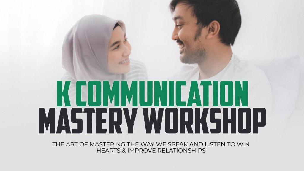The K Mastery Communication Workshop (September Intake)