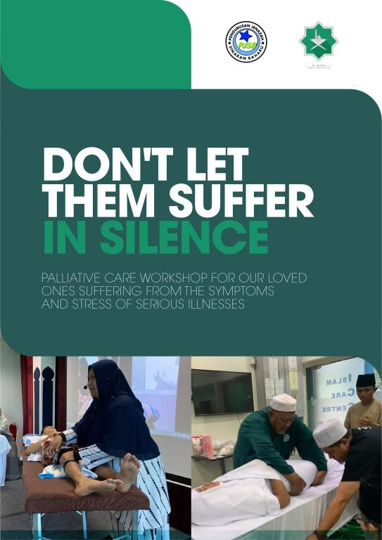 Don't Let Them Suffer In Silence: Palliative Care Workshop For Family