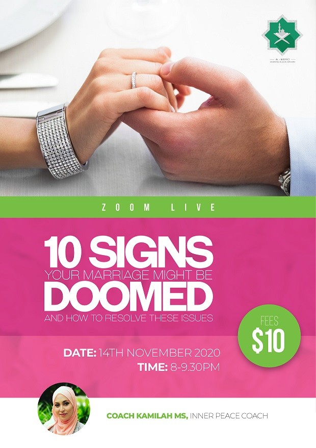 10 Signs That Your Marriage Might Be Doomed (and how to resolve these issues)