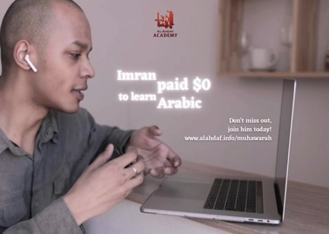 Learn Arabic with your Skillsfuture Credits