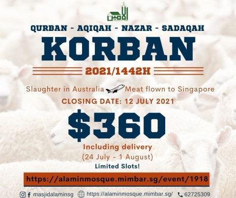 Qurban 2021/1442H