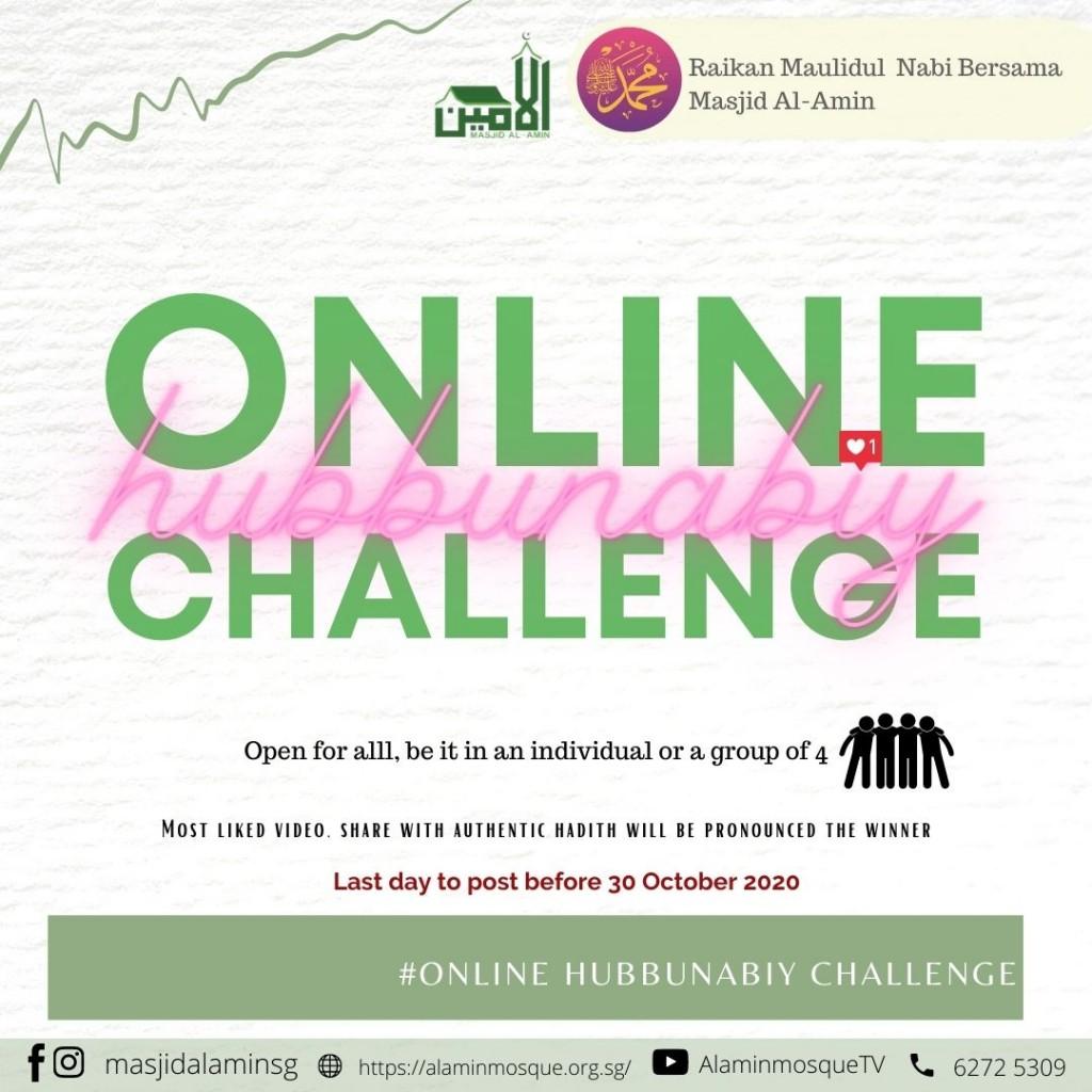 Online Hubbunnabiy Challenge