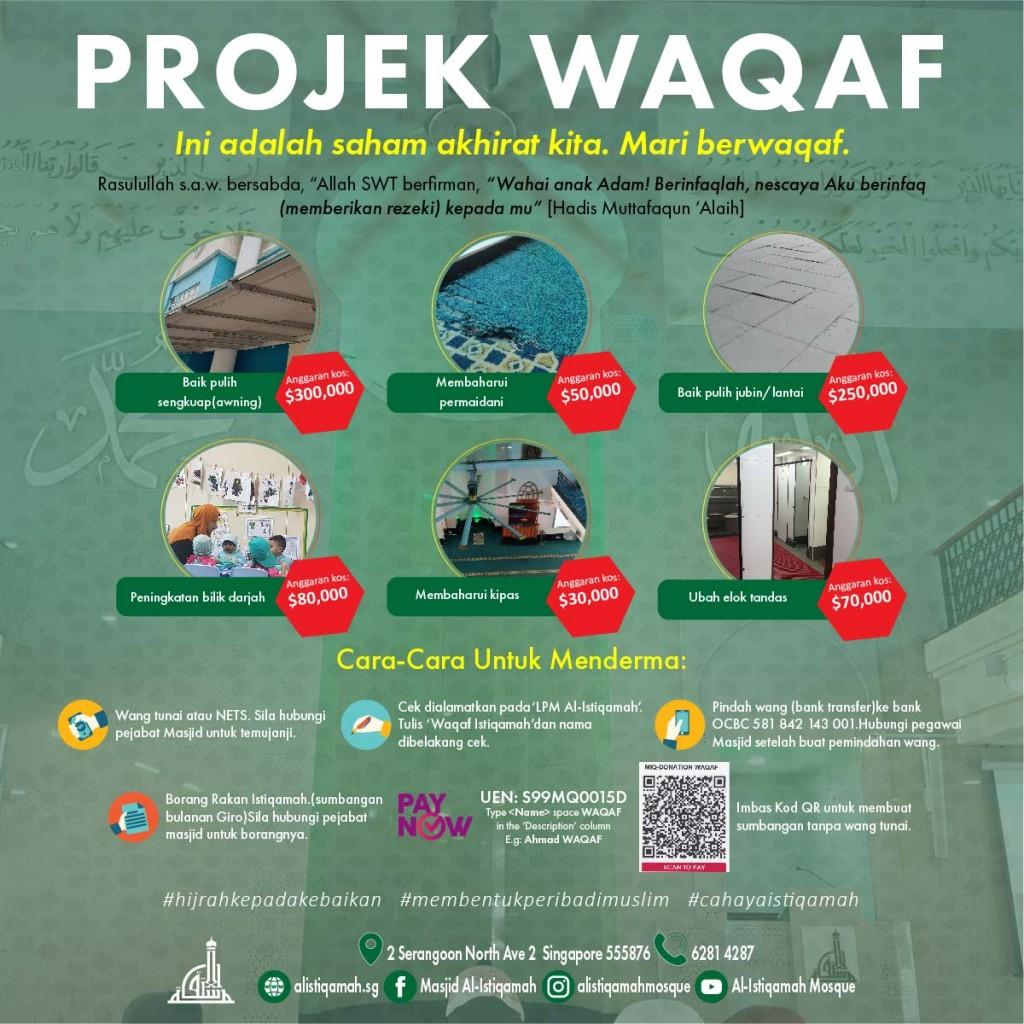Waqaf Masjid