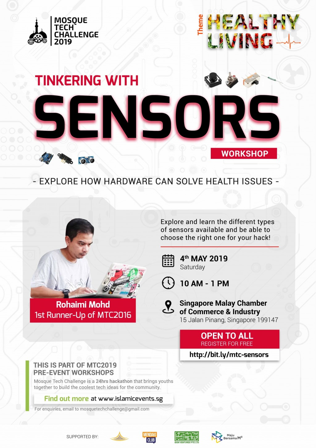 Tinkering with Sensors