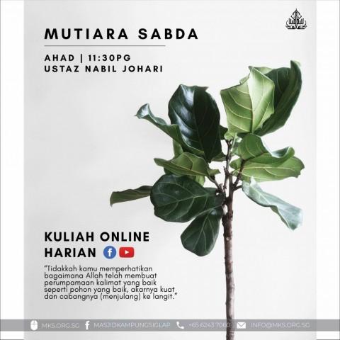 Mutiara Sabda