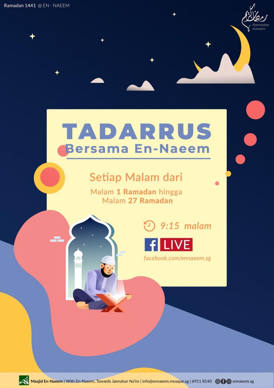 Tadarrus bersama En-Naeem