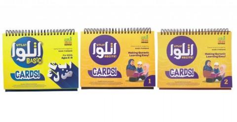 Utlu! Flip Cards