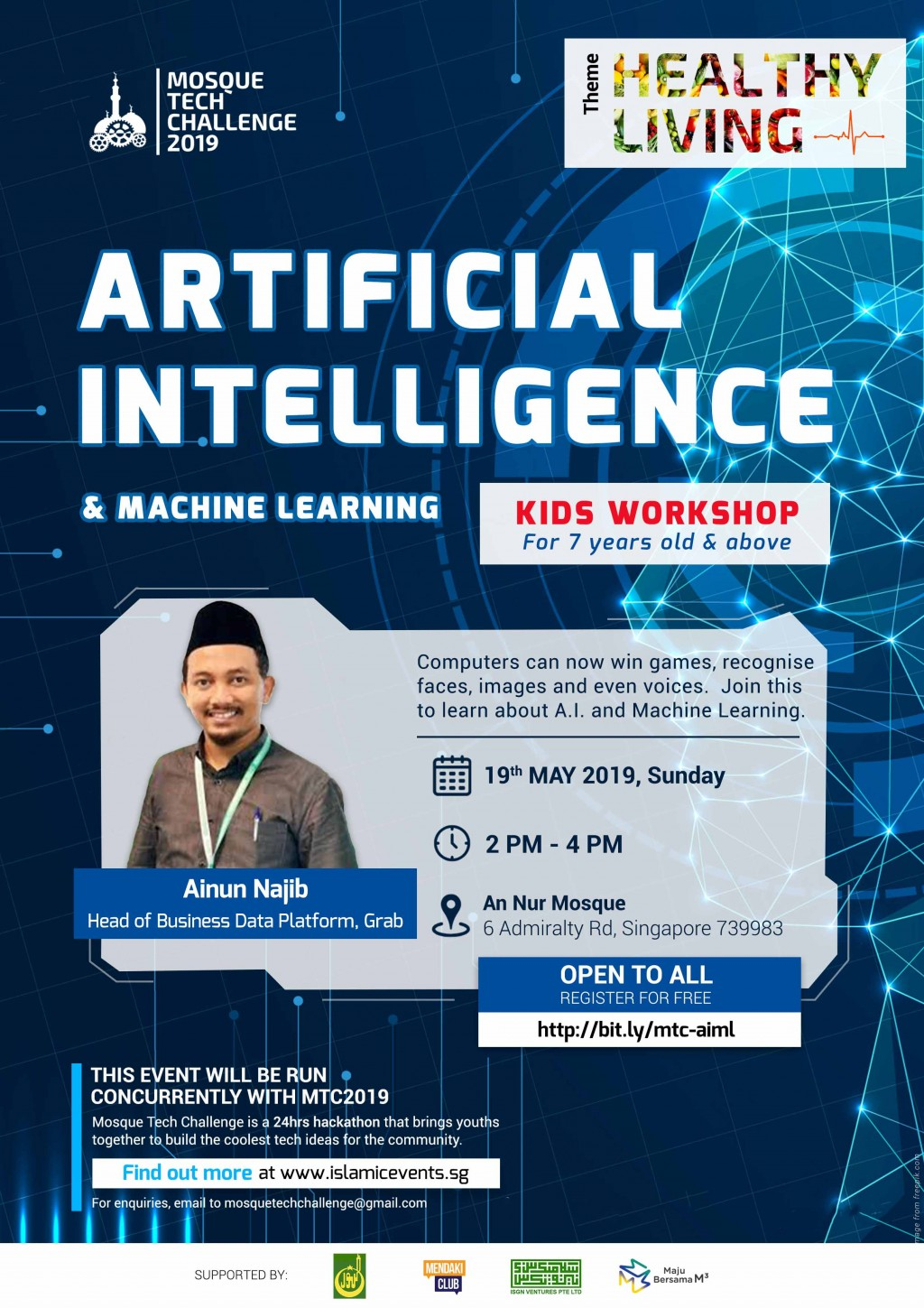 Artificial Intelligence Workshop for kids