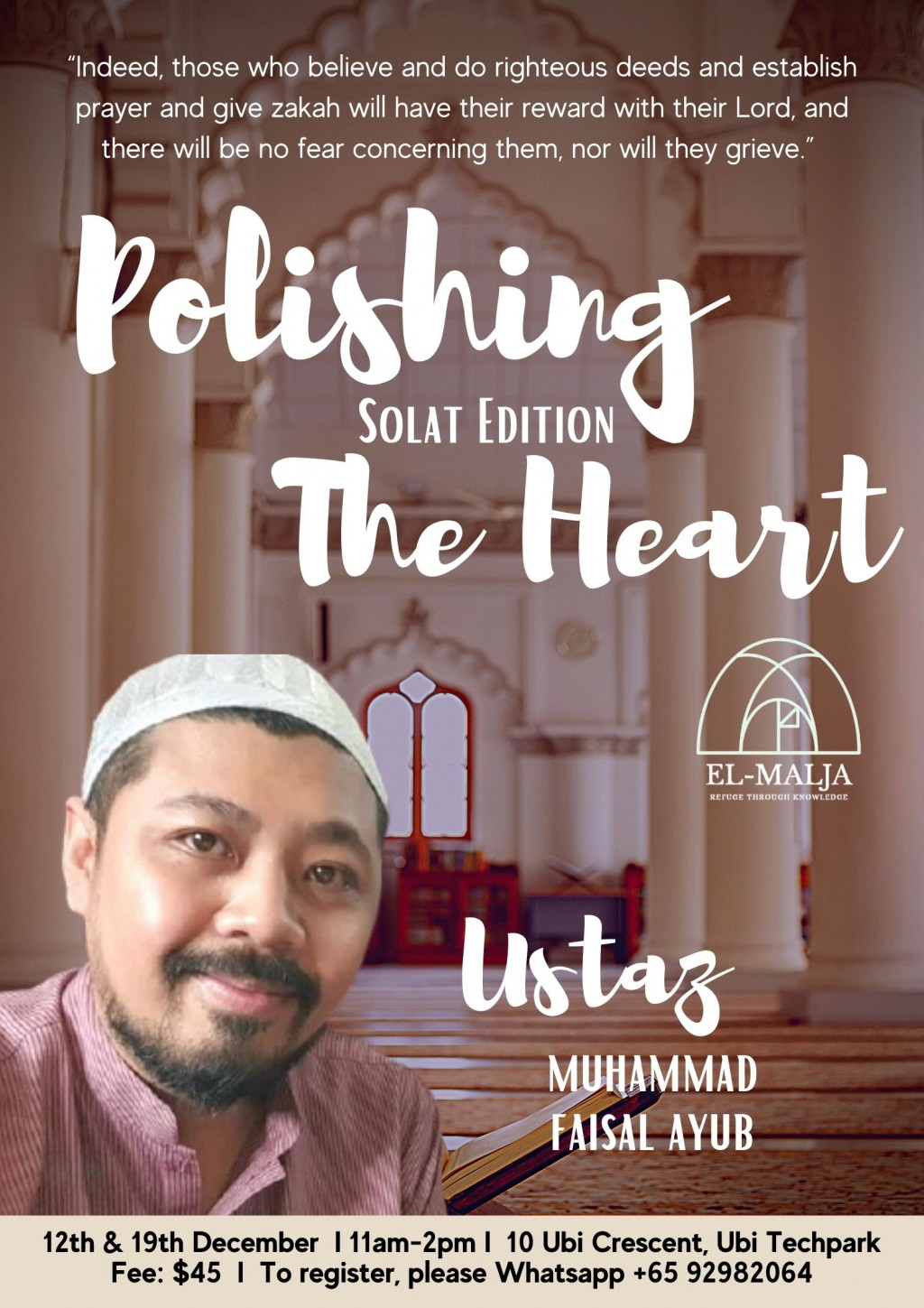 Polishing The Heart - Solat Edition