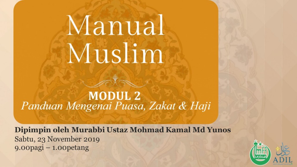 ADIL - Manual Muslim Modul 2