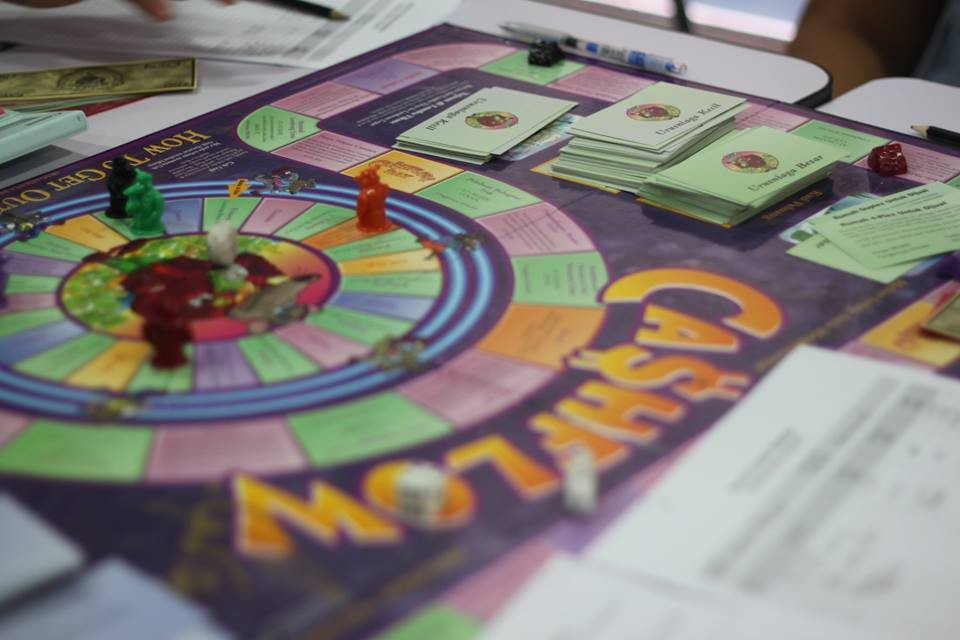 Cashflow Workshop - Fun & Happening!
