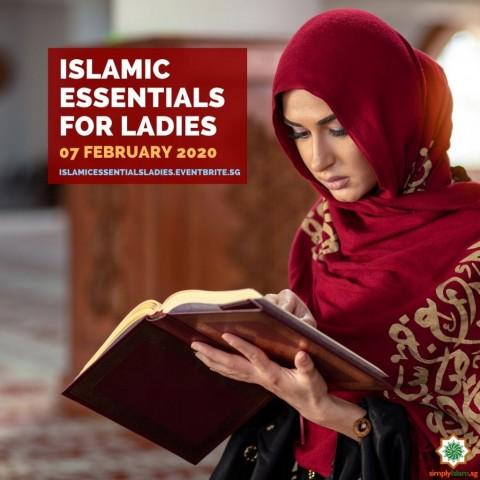 Islamic Essentials for Ladies