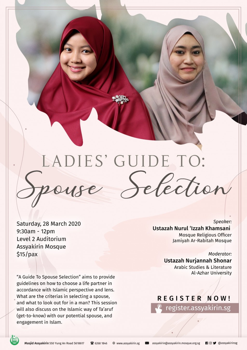Ladies' Guide To: Spouse Selection