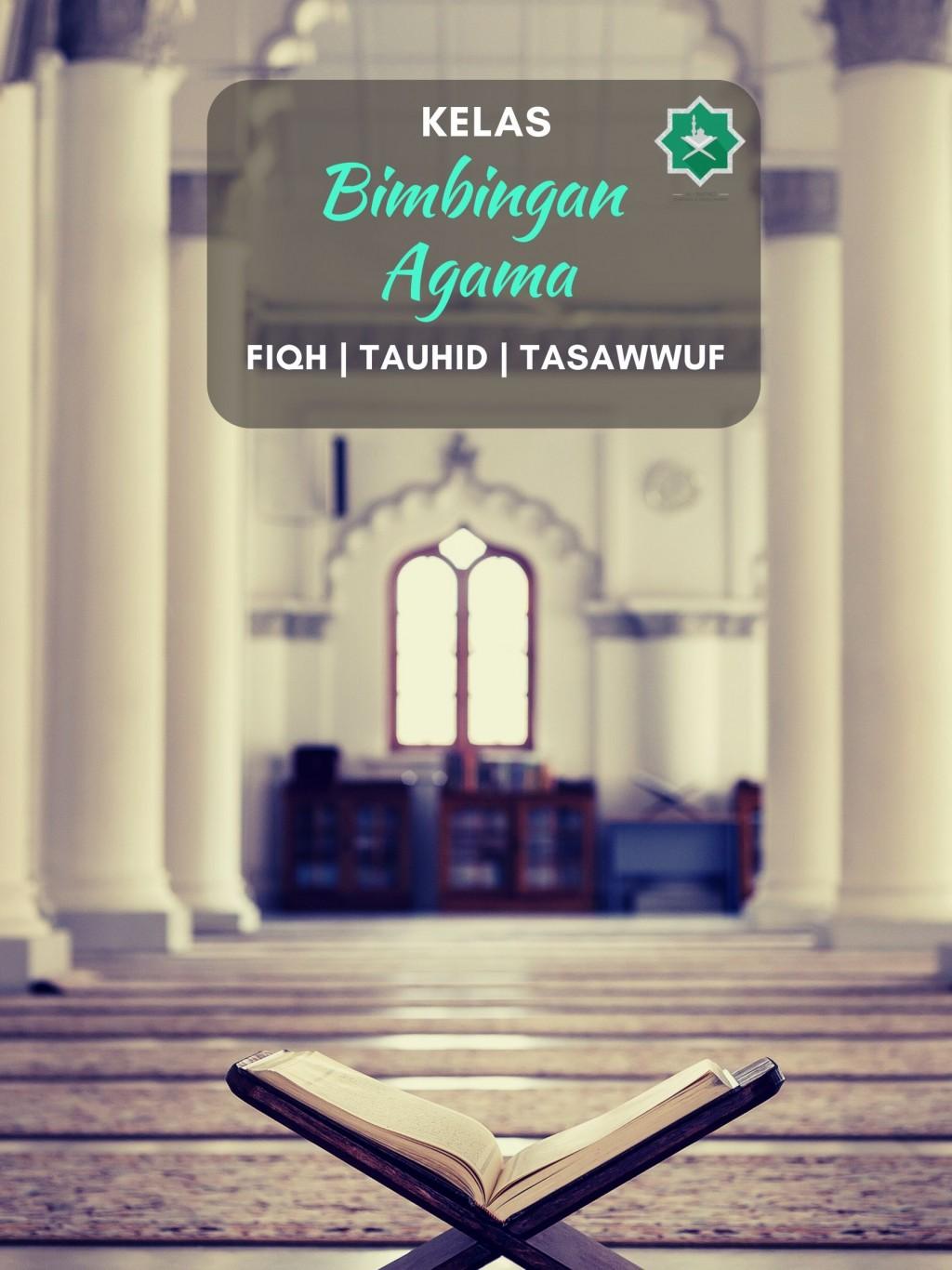 Bimbingan Agama Bagi Muslim Masa Kini