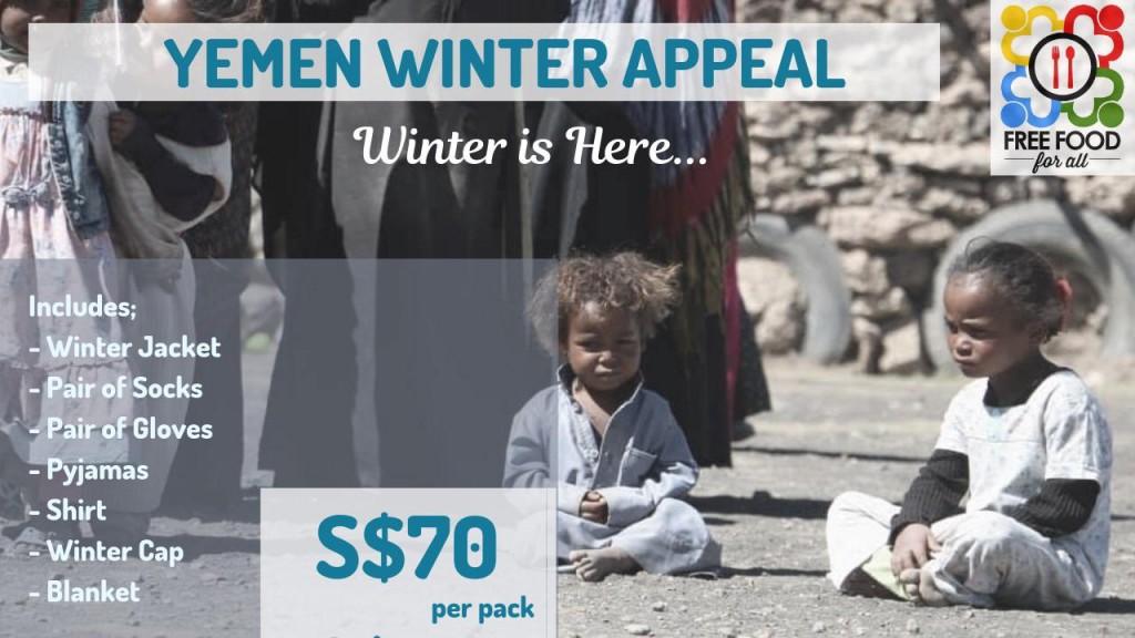 Yemen Winter Appeal