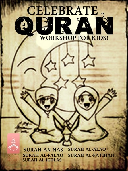 Celebrate Quran for kids! Mini Tafseer Workshop - Event