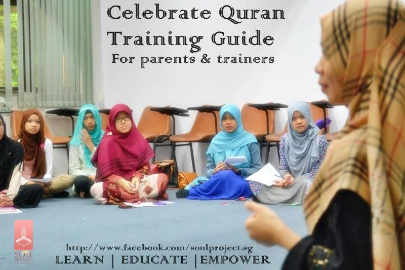 Celebrate Quran Training Guide [For parents & trainers