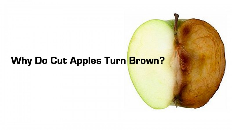 how to keep apples from going brown