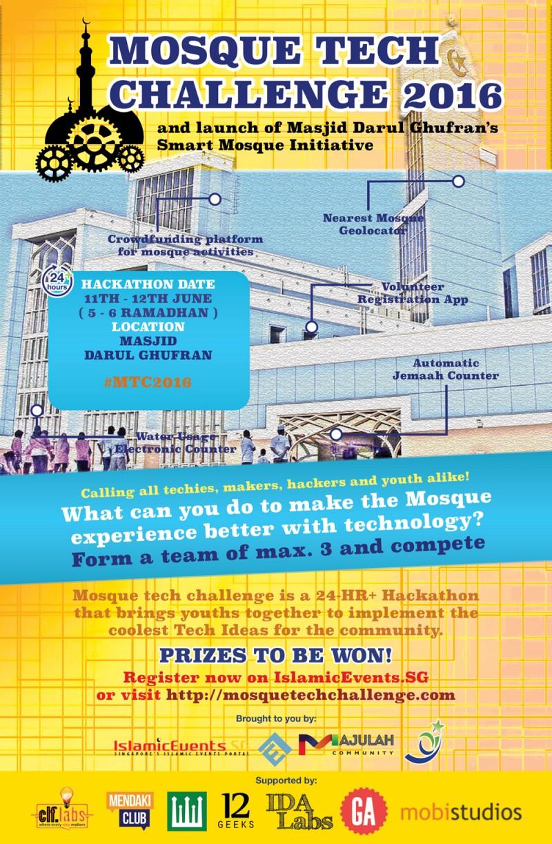 Mosque Tech Challenge 2016